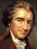 Painting of Thomas Paine